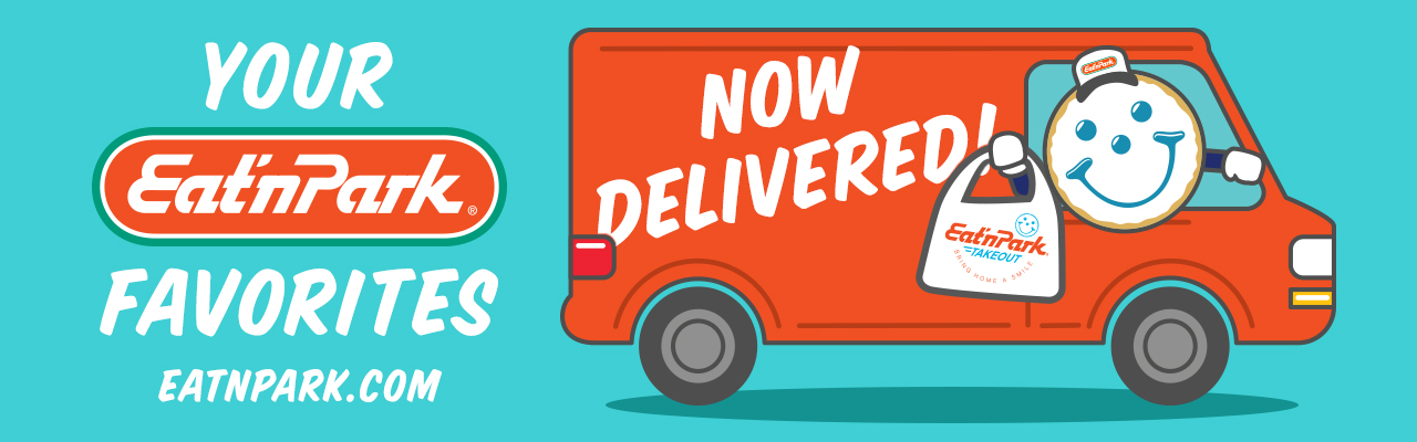 Delivery is Here