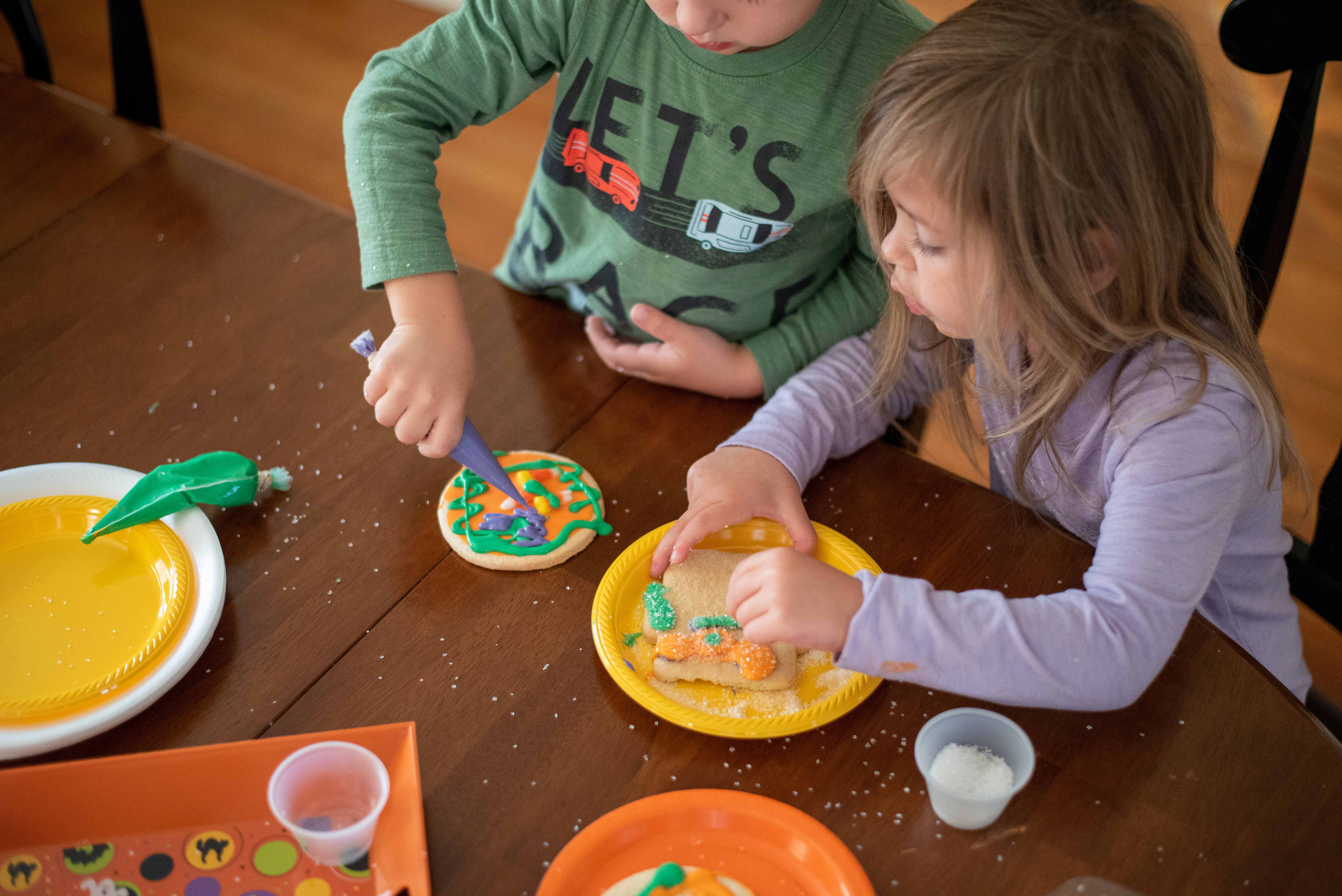 Smiley Cookie Decorating Kits